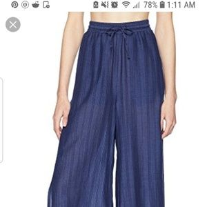 Onia Skirts - ONIA Chloe wide leg pant